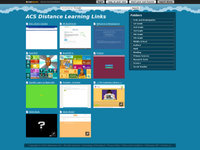 ACS Distance Learning Links