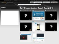 San Simeon Lodge, Beach Bar & Grill