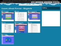 Learn About Forces - Magnets