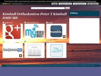Kimball Orthodontics-Peter T Kimball DMD MS