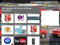 McCluskey Chevrolet of Kings AutoMall