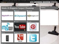 Make It Happen Carpet Cleaning