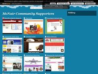 McNair Community Supporters