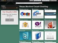 Steam Machine Carpet Cleaning