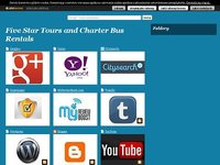 Five Star Tours and Charter Bus Rentals